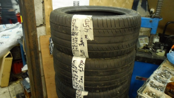 Michelin Primacy 245/45 R17